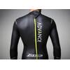 Zone3 Advance triathlon kleding Heren geel/zwart